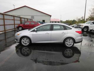 Used 2015 Ford Focus Titanium FWD for sale in Cayuga, ON