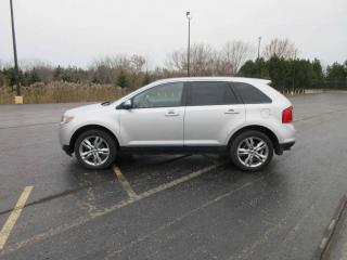 Used 2012 Ford Edge SEL AWD for sale in Cayuga, ON