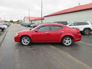 Used 2013 Dodge AVENGER SXT FWD for sale in Cayuga, ON