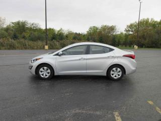 Used 2016 Hyundai Elantra GL FWD for sale in Cayuga, ON