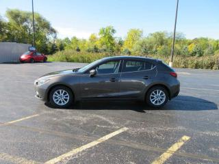 Used 2015 Mazda MAZDA3 GS FWD for sale in Cayuga, ON