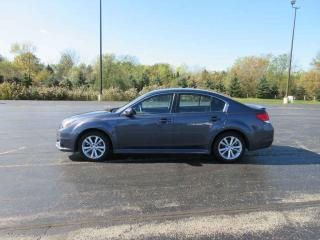 Used 2014 Subaru LEGACY 2.5I PREMIUM AWD for sale in Cayuga, ON