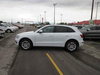 Used 2013 Audi Q5 QUATTRO AWD for sale in Cayuga, ON