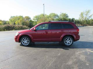 Used 2011 Dodge Journey SXT FWD for sale in Cayuga, ON
