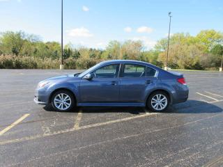 Used 2014 Subaru Legacy AWD for sale in Cayuga, ON