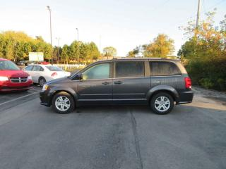 Used 2017 Dodge Grand Caravan Crew FWD for sale in Cayuga, ON