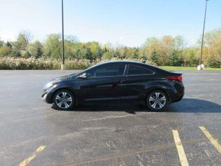 Used 2014 Hyundai Elantra SE FWD for sale in Cayuga, ON