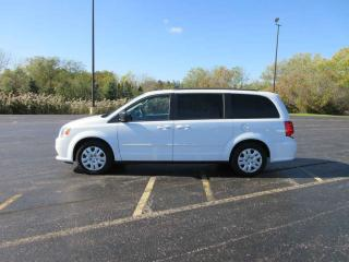 Used 2016 Dodge Grand Caravan SXT FWD for sale in Cayuga, ON