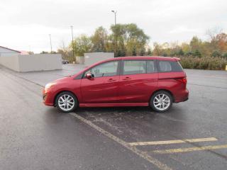 Used 2014 Mazda MAZDA5 GT FWD for sale in Cayuga, ON