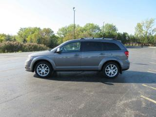 Used 2013 Dodge Journey Crew FWD for sale in Cayuga, ON