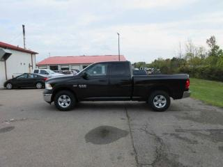 Used 2015 RAM 1500 ST QUAD CAB 4WD for sale in Cayuga, ON