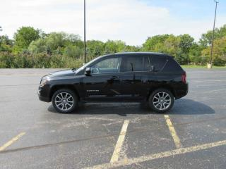 Used 2014 Jeep COMPASS LIMITED FWD for sale in Cayuga, ON