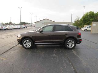 Used 2014 Audi Q5 PREMIUM PLUS AWD for sale in Cayuga, ON