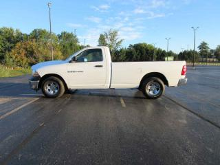 Used 2012 RAM 1500 ST REG CAB RWD for sale in Cayuga, ON