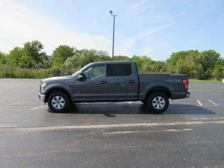 Used 2015 Ford F-150 XLT CREW 4X4 for sale in Cayuga, ON