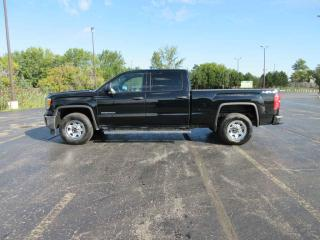 Used 2015 GMC SIERRA LS CREW 4X4 for sale in Cayuga, ON