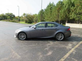 Used 2015 Lexus IS 250  AWD for sale in Cayuga, ON