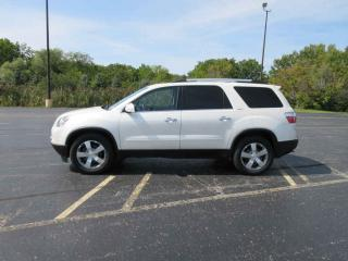 Used 2012 GMC ACADIA SLT2 FWD for sale in Cayuga, ON