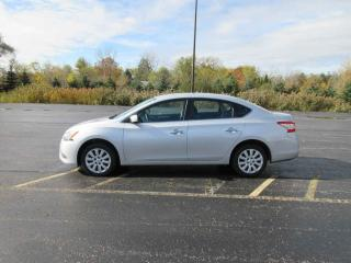 Used 2015 Nissan Sentra FWD for sale in Cayuga, ON