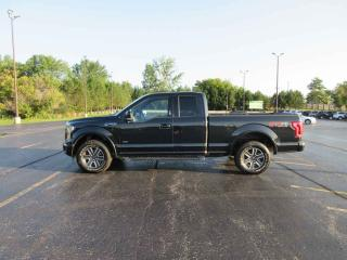 Used 2015 Ford F150 EXT CAB LARIAT SPORT FX4 4X4 for sale in Cayuga, ON