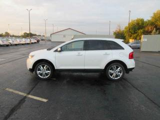Used 2014 Ford Edge Limited AWD for sale in Cayuga, ON