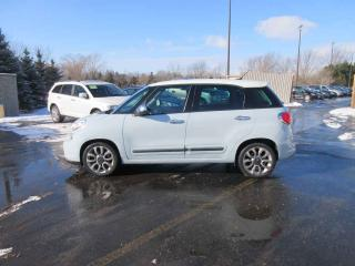 Used 2014 Fiat 500L LOUNGE FWD for sale in Cayuga, ON