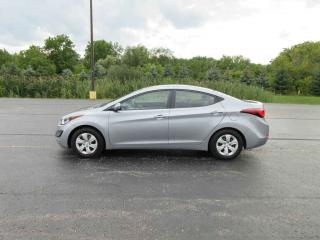 Used 2016 Hyundai ELANTRA L FWD for sale in Cayuga, ON