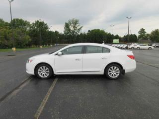 Used 2013 Buick LACROSSE LUXURY HYBRID FWD for sale in Cayuga, ON