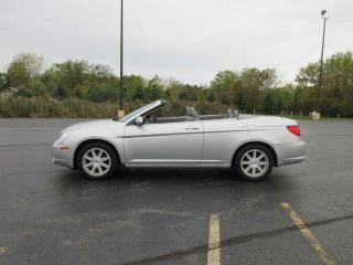 Used 2008 Chrysler SEBRING CONVERTIBLE LTD FWD for sale in Cayuga, ON
