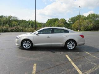 Used 2015 Buick LaCrosse CX FWD for sale in Cayuga, ON