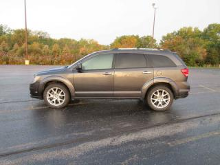Used 2016 Dodge Journey RT AWD for sale in Cayuga, ON
