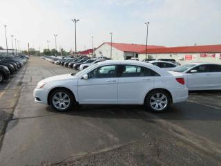 Used 2013 Chrysler 200 TOURING FWD for sale in Cayuga, ON