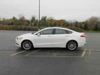 Used 2014 Ford Fusion SE FWD for sale in Cayuga, ON