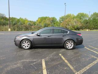 Used 2014 Acura TL TECK PKG FWD for sale in Cayuga, ON