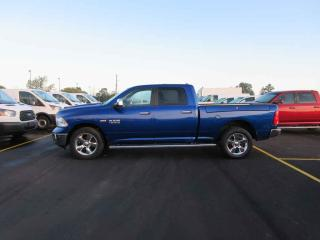 Used 2014 RAM 1500 BIG HORN CREW 4X4 for sale in Cayuga, ON