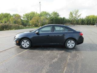 Used 2015 Chevrolet Cruze LT FWD for sale in Cayuga, ON