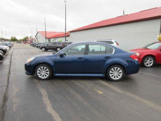 Used 2010 Subaru LEGACY 3.6R AWD for sale in Cayuga, ON