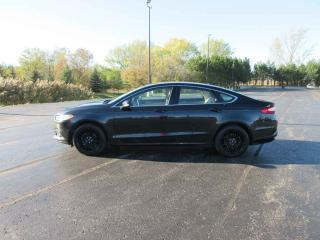 Used 2014 Ford Fusion SE AWD for sale in Cayuga, ON