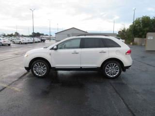 Used 2013 Lincoln MKX AWD for sale in Cayuga, ON