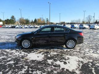 Used 2011 Buick REGAL CXL FWD for sale in Cayuga, ON