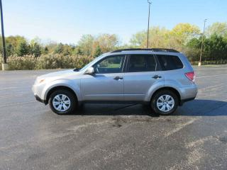 Used 2009 Subaru FORESTER PREMIUM AWD for sale in Cayuga, ON