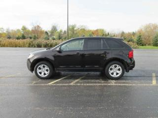 Used 2013 Ford Edge SEL AWD for sale in Cayuga, ON
