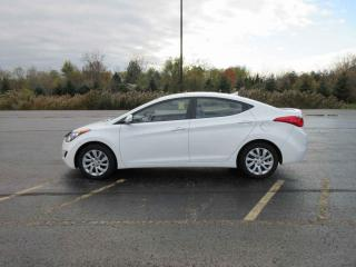 Used 2012 Hyundai Elantra GL FWD for sale in Cayuga, ON