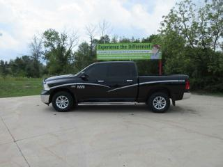 Used 2014 RAM 1500 CREW SLT 4X4 for sale in Cayuga, ON