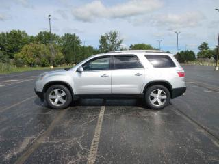 Used 2012 GMC Acadia ALT AWD for sale in Cayuga, ON