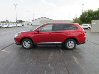 Used 2016 MITSUBISH OUTLANDER ES 4WD for sale in Cayuga, ON