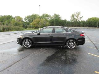 Used 2015 Ford Fusion Titanium AWD for sale in Cayuga, ON