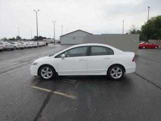 Used 2010 Honda CIVIC SPORT FWD for sale in Cayuga, ON