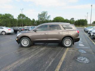Used 2011 Buick ENCLAVE CX FWD for sale in Cayuga, ON
