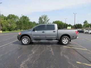 Used 2013 Nissan TITAN CREW SV 4X4 for sale in Cayuga, ON